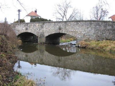 """Most přezdívaný """"Dolní"""""""